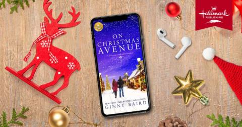 """""""On Christmas Avenue"""" out Sept. 21st from Hallmark Publishing Review + Giveaway!"""