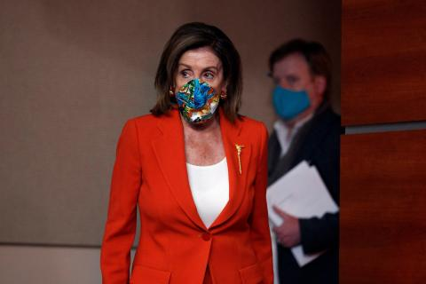 Pelosi calls for intelligence briefing