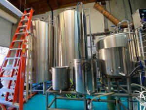 Brewing Beer with Justin Bosch, Parliament Brewing Company